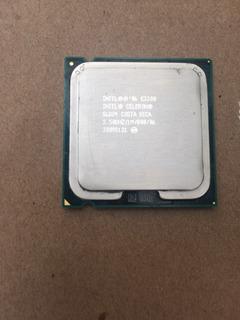 Intel Celeron E3300 $80 Lga 775 Usado Solo Procesador