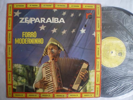 Lp - Ze Paraiba / Forró Moderninho / Rs