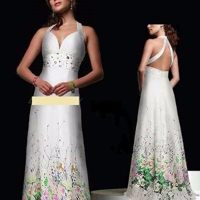 Vestido Largo De Gasa13 3xl