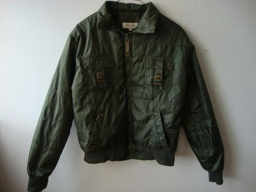 Chaqueta De Dama Impermeable Color Verde Militar Nueva Xl Mercado Libre