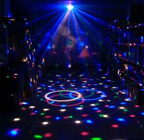 Cristal Magic Ball Efeito De Iluminação Em Festa