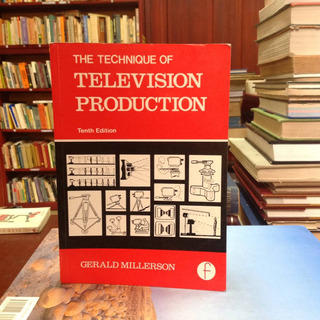 The Technique Of Television Production 10ª Ed. Ed. Focal.