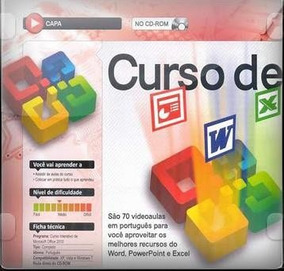 Curso De Office 2010 Em Português+70 Video Aulas