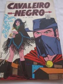 Cavaleiro Negro Nº 239 De 1972 Cores Faroeste Rge Excelente