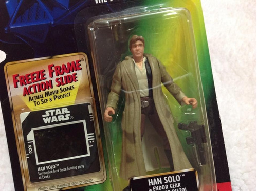 The Kenner Collection  Star Wars Han Solo Lando Calrissian