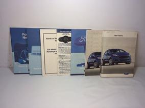Manual Proprietário Ford New Fiesta Hatch 1.5