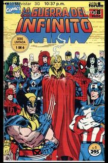 Infinity War Colección Completa