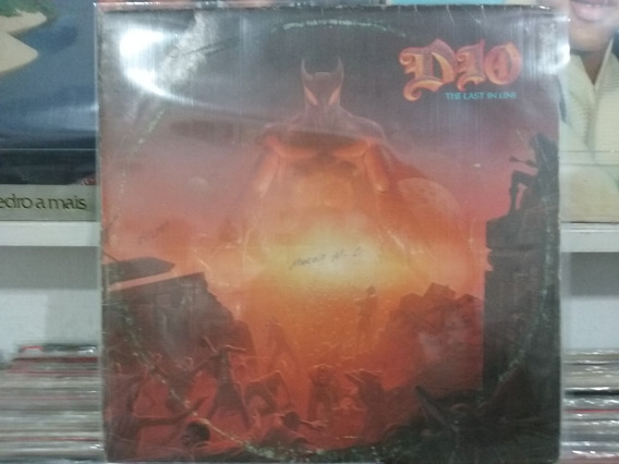 Lp Dio - The Last In Line