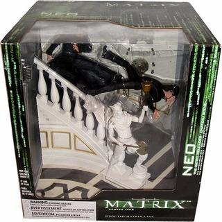 Mcfarlane Figura The Matrix Matrix Series 1 Neo Chateau