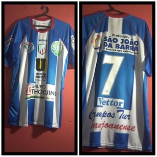 Camisa Do Sao João Da Barra -rio De Janeiro