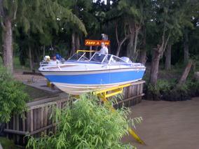 Ascensor Elevador Sube Lanchas Levanta Botes Embarcaciones