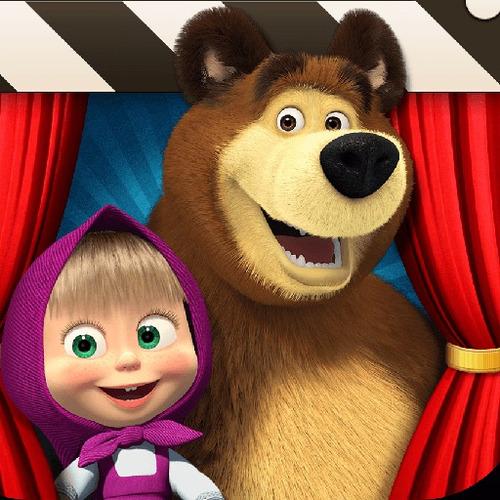 Masha Eo Urso Desenho Animado Masha E O Urso O Desenho
