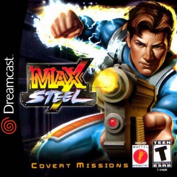 Max Steel Patch - Dreamcast E Pc