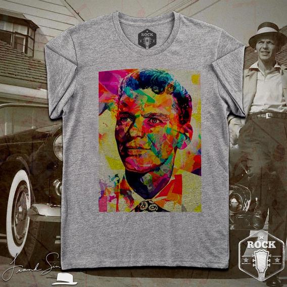 Remera Frank Sinatra - Rock Indumentaria