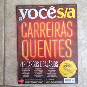 Revista Você S/a N170 - 213 Cargos E Salários - Ago 2012