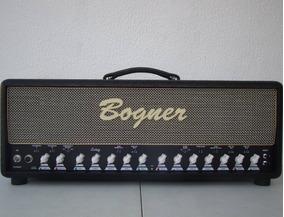 Amplificador Bogner Ecstasy Head 101b (mesa Marshall) Trocas
