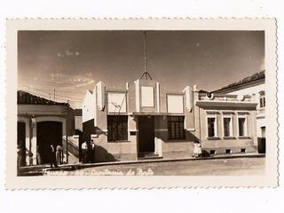 Cartao Postal Fotografico Capitania Porto Iguape Sp Anos 50