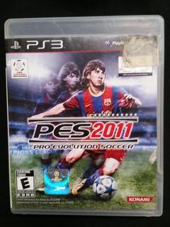 Pro Evolution Soccer Pes 2011