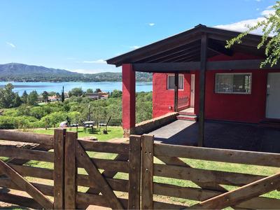Alquiler Temporario Santa Cruz Del Lago - A Partir De Marzo