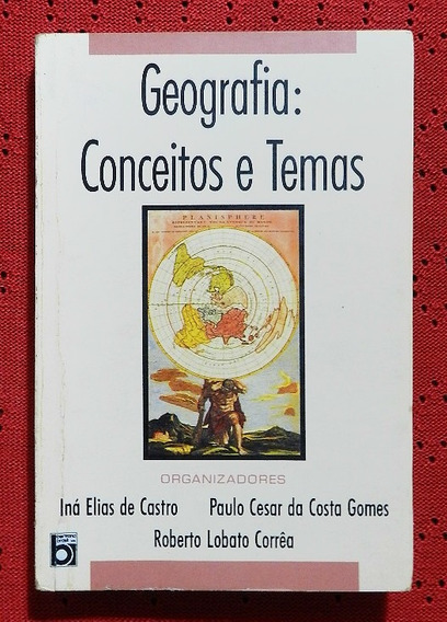 Geografia: Conceitos E Temas (livro) - Diversos Autores