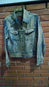 Jaqueta Jeans Estonada Da Siberian Tamanho M