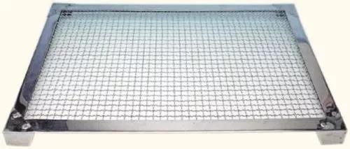 Tela Para Glaceado 29x41cm Alumínio