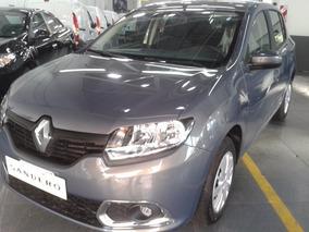 Nuevo Renault Sandero 1.6 Expression Nac Oferta Abril (jg)