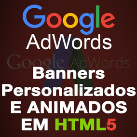 6 Banners Animados Google Display Network Em Html 5