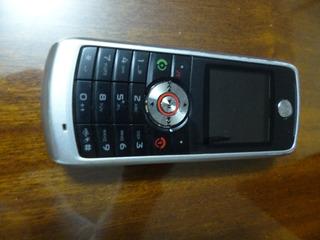 Celular Motorola W230 Personal Con Cargador