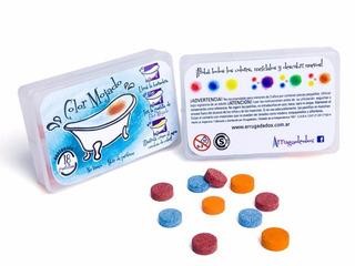 Educando Arrugadedos Pastillas Pintar Agua Colores 022350