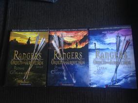 Ordem Dos Arqueiros Vol. 1, 2 E 3