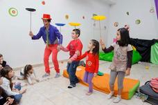 Animación Infantil Adultos Circo Recepcion Show Zancos