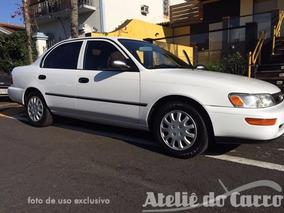 Toyota Corolla Dx 1995 43.000 Km Originais - Ateliê Do Carro