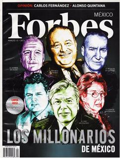 Forbes - Los Millonarios De México - Billonarios Del Mundo