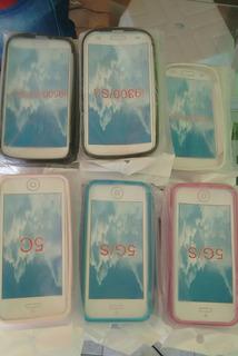 Kit Com 90 Capas Para Iphone,s3,s4,s4 Mini.