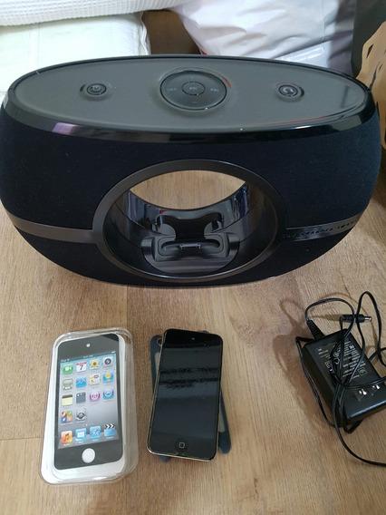 Dockstation + iPod 16gb Incluso Otimo Preço