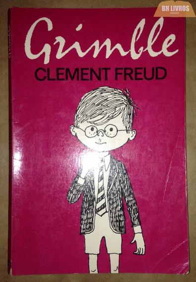 Livro Grimble | Clement Freud | Bh Livros Usados