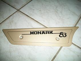 Raro Cobre Corrente Original Série Ouro Monark Monareta 83