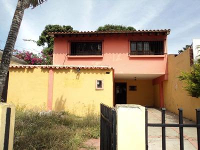 Rab Se Vende Casa Con Zonificacion Comercial Av. Bolivar