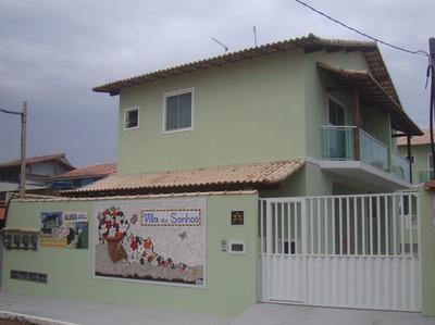 Duplex 2 Ou 3 Quartos Na Beira Da Praia - Figueira / Arraial