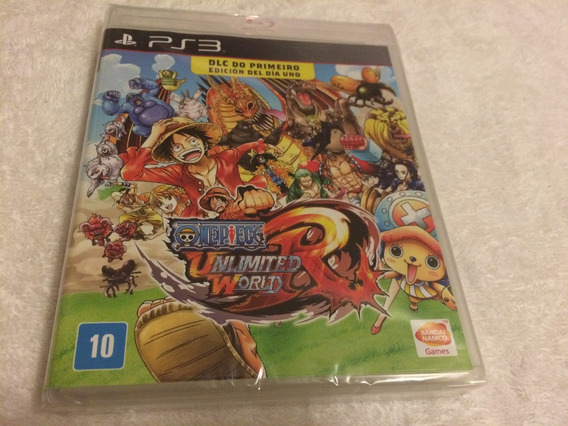 One Piece Unlimited World Red - Lacrado