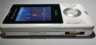 Sony Ericsson W205 Branco, Sem Tampa E Bateria