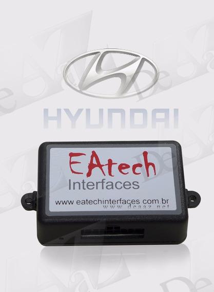 Interface Volante Hyundai Santa Fé Pioneer Multimídia
