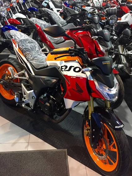 Honda Cb 190 Repsol 0km Saullo Motors