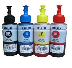 Tinta Dose Única Para Epson 70ml