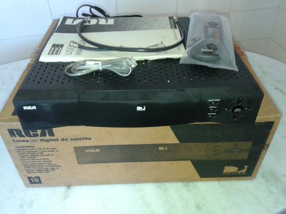 Digital Satélite Receiver Com Pouco Uso Direct Tv Dxd 402 Ra