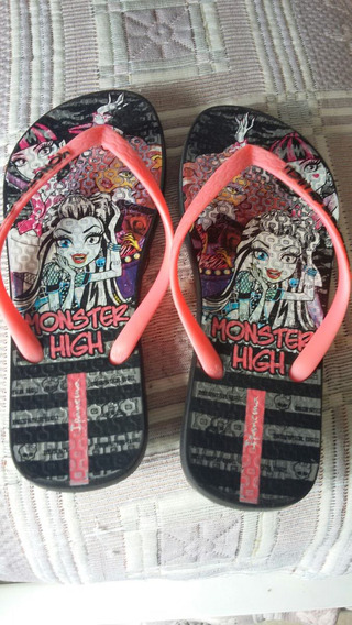Ojotas Monster High 35/36