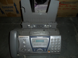 Fax Panasonic Usado - Nao Usa Papel Termico
