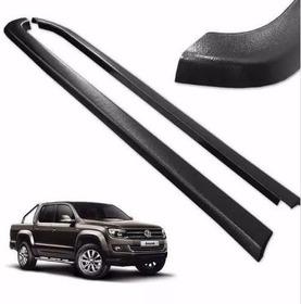 Protetor De Borda Lateral + Tampa Volkswagen Amarok Dupla