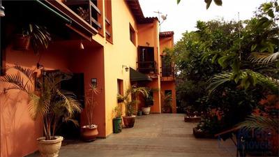 Casa, 3 Dorms (1 Suíte) Com Linda Vista-estuda Parte De Permuta Por Apto, 1 Ou 2 Dorms Próximo De Metrô (zonas Oeste E Sul) - Codigo: Ca0345 - Ca0345